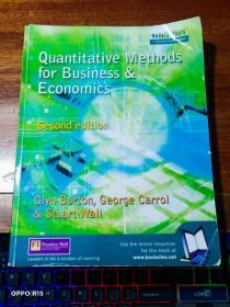 quantitative methods for business & Economics