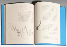 深井晋司 高橋敏(著) 波斯的瑠璃玉 1986年  淡交社 34X25cm 238页