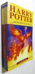 【英文原版】Harry Potter and the Order of the Phoenix 哈利·波特与凤凰社