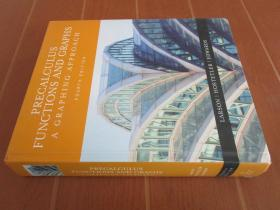 PRECALCULUS FUNCTIONS AND GRAPHS A GRAPHING APPROACH FOURTH EDITION
