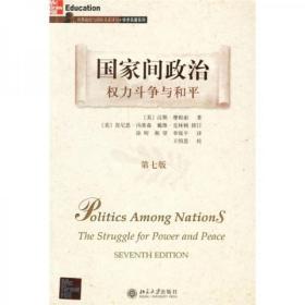 国家间政治:权力斗争与和平