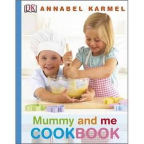 Mummy and Me Cookbook妈妈和我的食谱(精装绘本)(11-14)岁