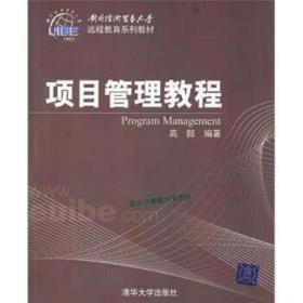 项目管理教程 高懿 9787302244806 清华大学出版社 正版图书