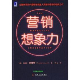营销想象力西奥多-莱维特机械工业出版社9787111213994【正版图书,达额立减】 西奥多·莱维特 9787111213994