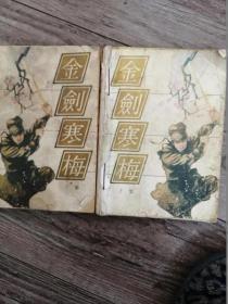 老武侠 金剑寒梅 全两册