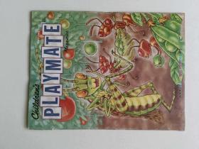 Children's playmate magazine 2005/05-06 儿童游戏玩伴英文杂志