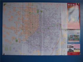 2021保定市雄安新区交通地图    区域图   城区图