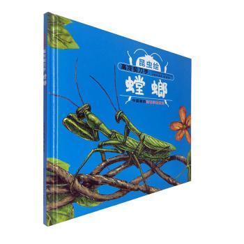 昆虫绘 螳螂(这里揭示的是螳螂的真实生活,这里有螳螂之间的斗智斗勇,还有雌螂产子的贴心、幼螂成长的艰辛。)