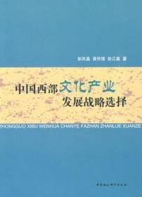 中国西部文化产业发展战略选择陶情逸轩