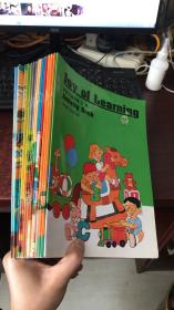 Joy of Learning 佳音儿童英语 Activity Book 作业本(中高年级)17本合售