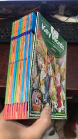 快乐瓢虫双语童书·Key Words  (10本合售+CD2张)