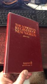THE LONGMAN REGISTER OF NEW WORDS