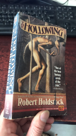 THE HOLLOWING Robert Holdstock