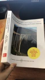 Engineering fundamentals and problem solving seventh edition