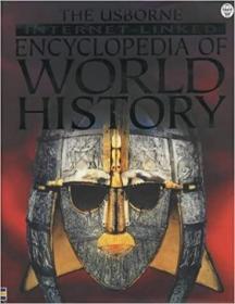 英文原版书 The Usborne Internet-Linked Encyclopedia Of World History
