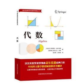 代数(盖尔范德中学生数学思维丛书)