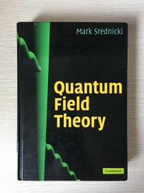 Quantum Field Theory   精装英文原版   重1.5公斤