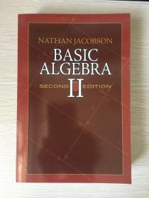 Basic Algebra Vol. II. 2nd Edition    英文原版