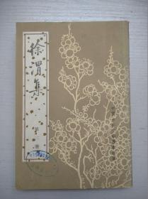 徐渭集(第三册)