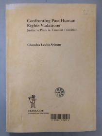 Confronting Past Human Rights Violations