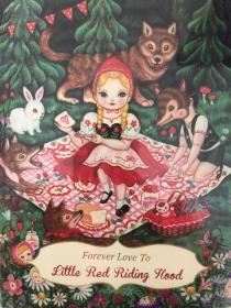 Forever love To little Red Riding Hood