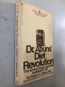Dr Atkins Racution Diet Revolution