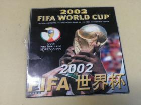游戏光盘: FIFA2002 世界杯 足球游戏 (看好再拍,售出不退不换)
