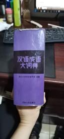 汉语成语 大词典