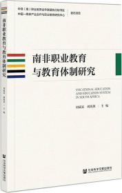南非职业教育与教育体制研究 刘成富 周海英 著 新华文轩网络书店 正版图书