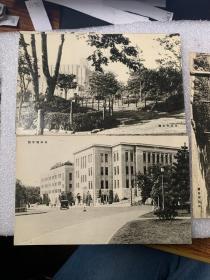 568:民国明信片《日比谷公园 日本青年馆》三张