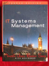 IT Systems Management(Second Edition)IT系统管理(第2版 英语原版 精装本)