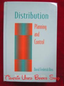 Distribution: Planning and Control(Materials Management/Logistics Series)分配:计划和控制(物料管理/物流系列丛书 英语原版 精装本)