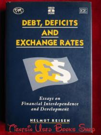 Debt, Deficits and Exchange Rates: Essays on Financial Interdependence and Development(英语原版 精装本)债务、赤字和汇率:关于金融相互依存和发展的论文集