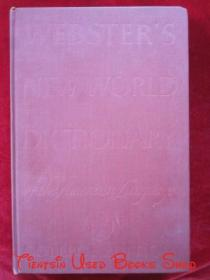 Webster's New World Dictionary of the American Language: College Edition(Thumb-Indexed)韦伯斯特新世界美国语言词典:大学版(拇指索引 英语原版 精装本)