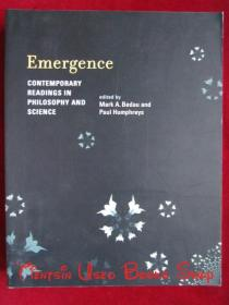 Emergence: Contemporary Readings in Philosophy and Science(英语原版 平装本)涌现:当代哲学和科学读物
