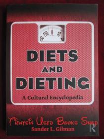 Diets and Dieting: A Cultural Encyclopedia(英语原版 平装本)饮食和节食:文化百科全书