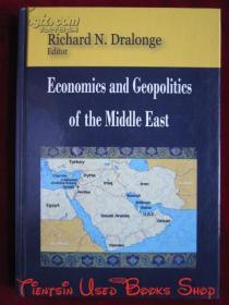 Economics and Geopolitics of the Middle East(英语原版 精装本)中东的经济和地缘政治