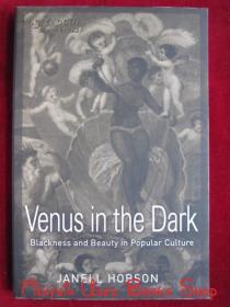 Venus in the Dark: Blackness and Beauty in Popular Culture(英语原版 平装本)黑暗中的维纳斯:大众文化中的黑与美