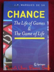 Chance: The Life of Games & the Game of Life(英语原版 平装本)机会:游戏的生命和生命的游戏