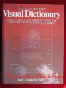 """The Facts on File Visual Dictionary(英语原版 精装本)""""案卷上的事实""""视觉辞典"""