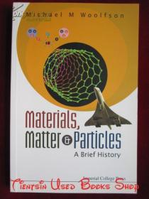 Materials, Matter and Particles: A Brief History(英语原版 平装本)材料、物质和粒子:简史