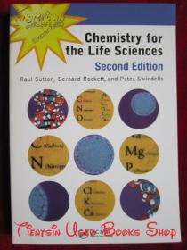 Chemistry for the Life Sciences(Second Edition)用于生命科学的化学(第2版 英语原版 平装本)
