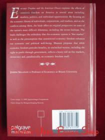 Economic Freedom and the American Dream(英语原版 精装本)经济自由和美国梦
