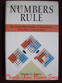 Numbers Rule: The Vexing Mathematics of Democracy, from Plato to the Present(英语原版 精装本)数字法则:从柏拉图到现在令人烦恼的民主数学