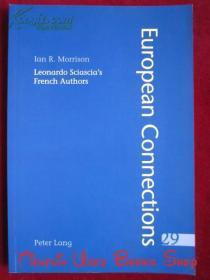 Leonardo Sciascia's French Authors(英语原版 平装本)列昂纳多·夏夏的法国作家们