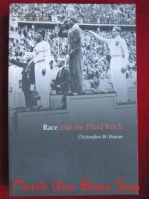 Race and the Third Reich: Linguistics, Racial Anthropology and Genetics in the Dialectic of Volk(英语原版 平装本)种族和第三帝国:民族辩证法中的语言学、种族人类学和遗传学