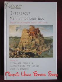 Intergroup Misunderstandings: Impact of Divergent Social Realities(英语原版 精装本)群体间误解:不同社会现实的影响
