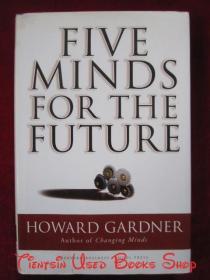 Five Minds for the Future(英语原版 精装本)面向未来的五种心智