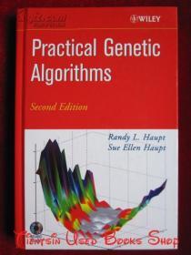 Practical Genetic Algorithms(Second Edition)实用遗传算法(第2版 英语原版 精装本 含光盘)