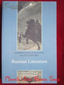 Russian Literature(英语原版 平装本)俄罗斯文学